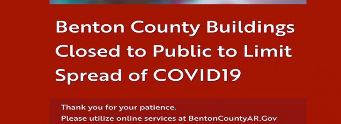 Benton County has posted information on the Coronavirus. Check here for details on the latest.